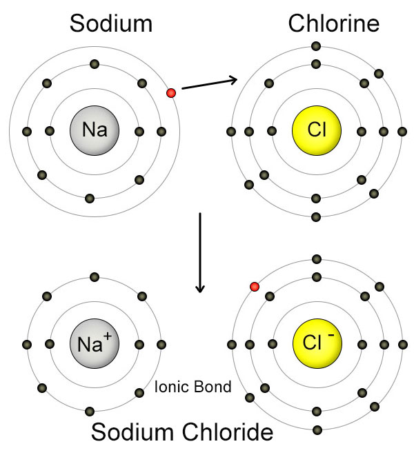 Related Keywords & Suggestions for Nacl Atom
